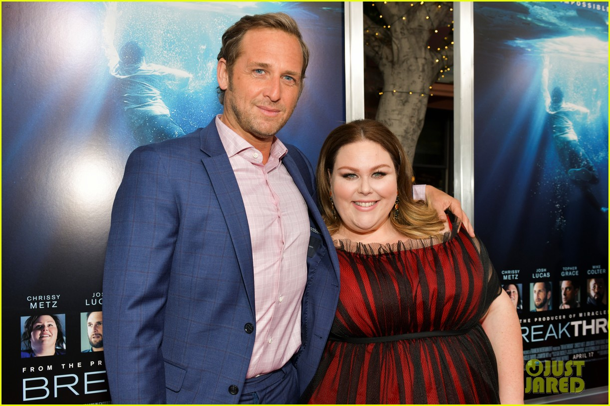 chrissy metz gets support from this is us cast at breakthrough premiere 244271515