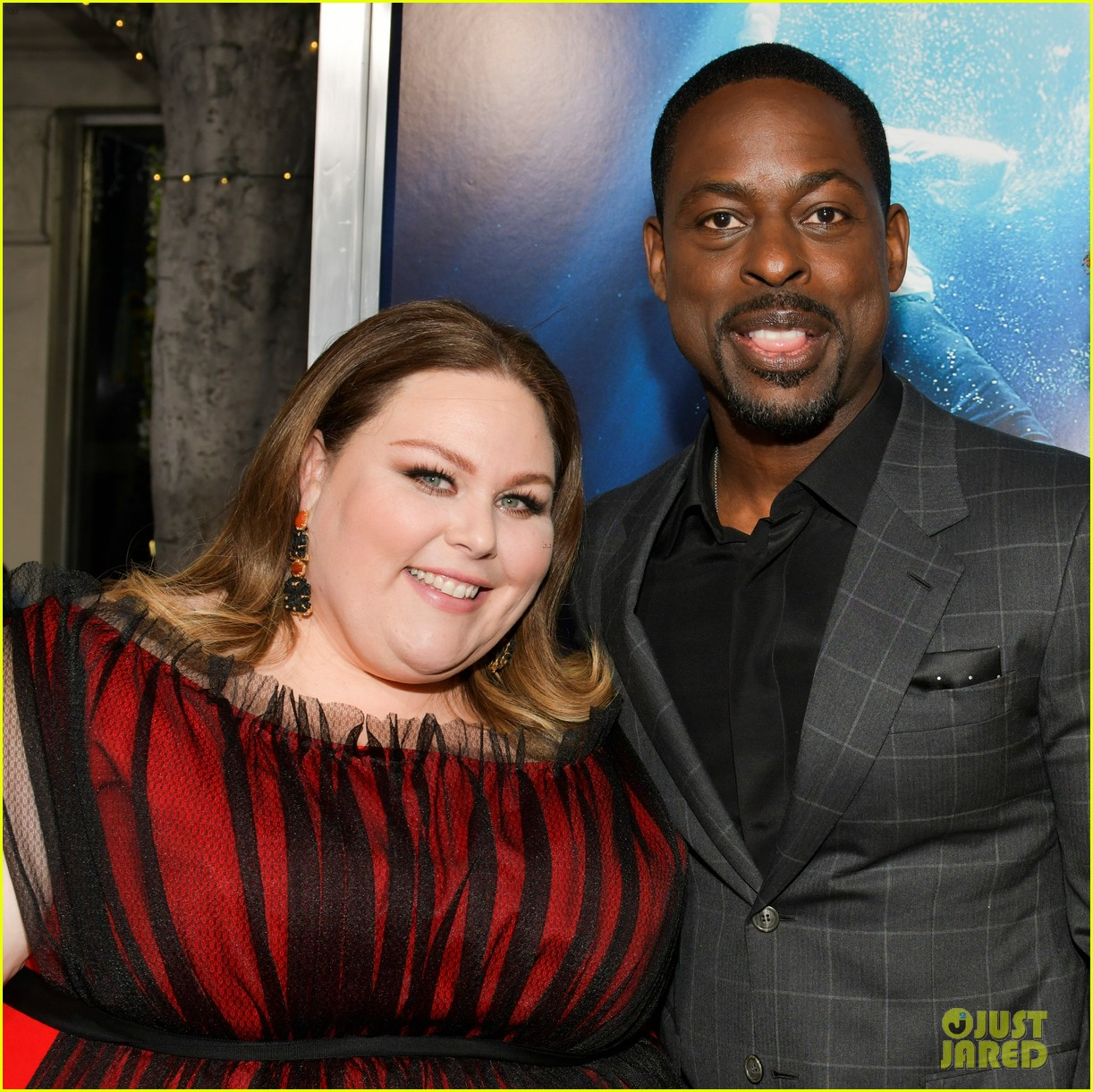 chrissy metz gets support from this is us cast at breakthrough premiere 294271520