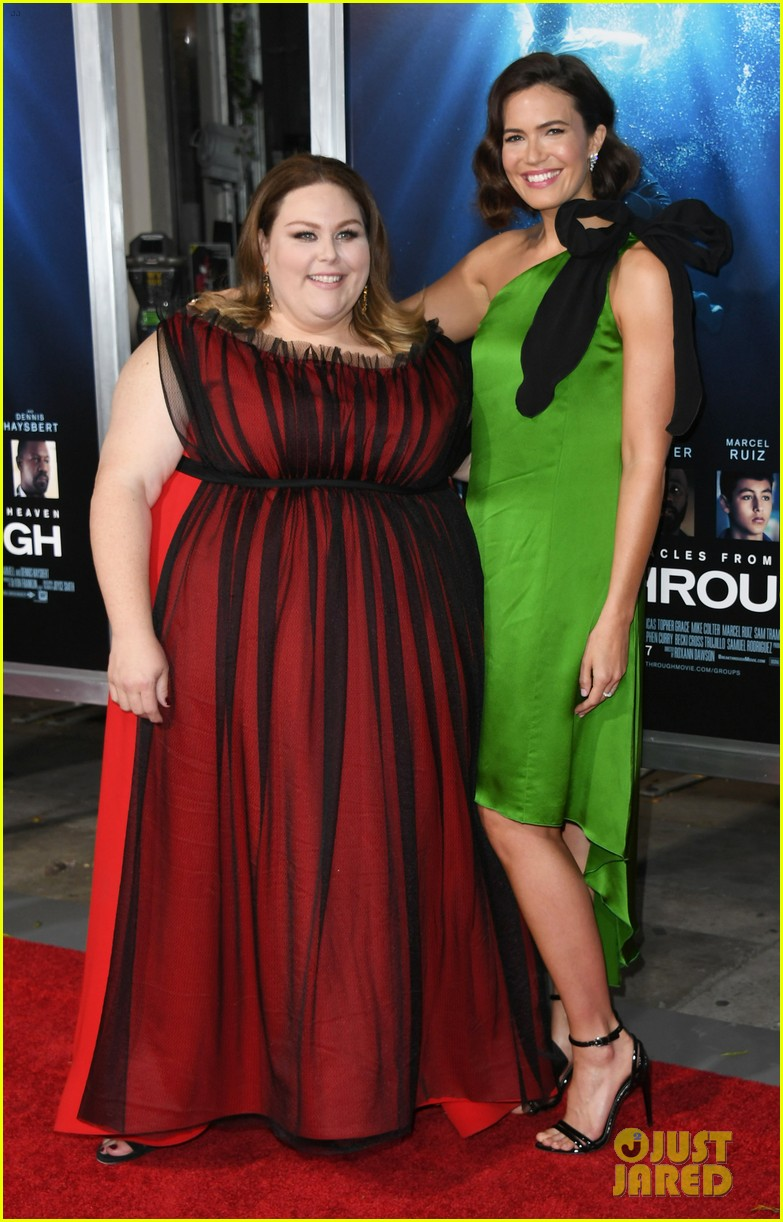 chrissy metz gets support from this is us cast at breakthrough premiere 334271524