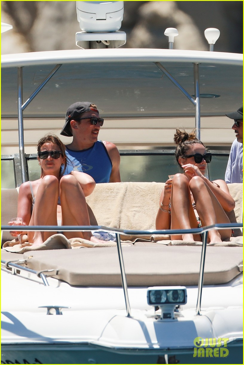 miles teller keleigh sperry vacation april 2019 03