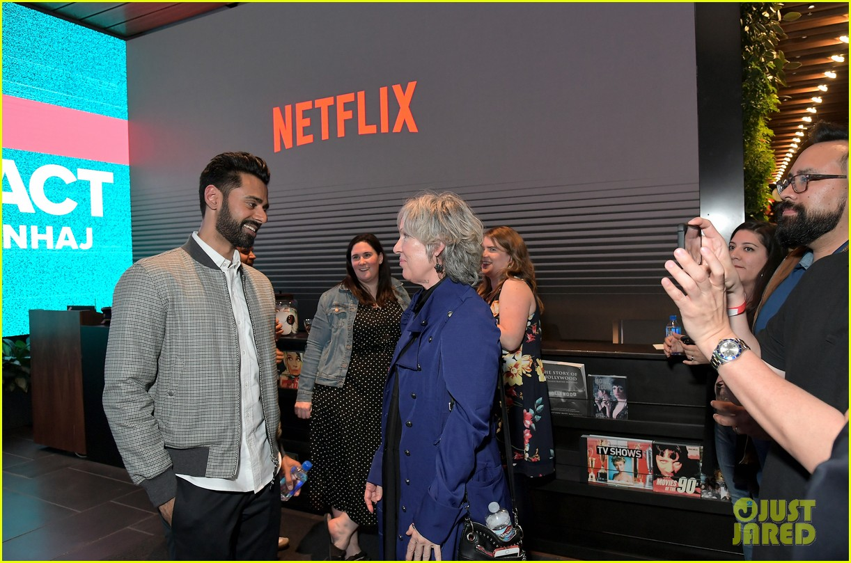 hasan minhaj is proud to say what he wants in patriot act 08