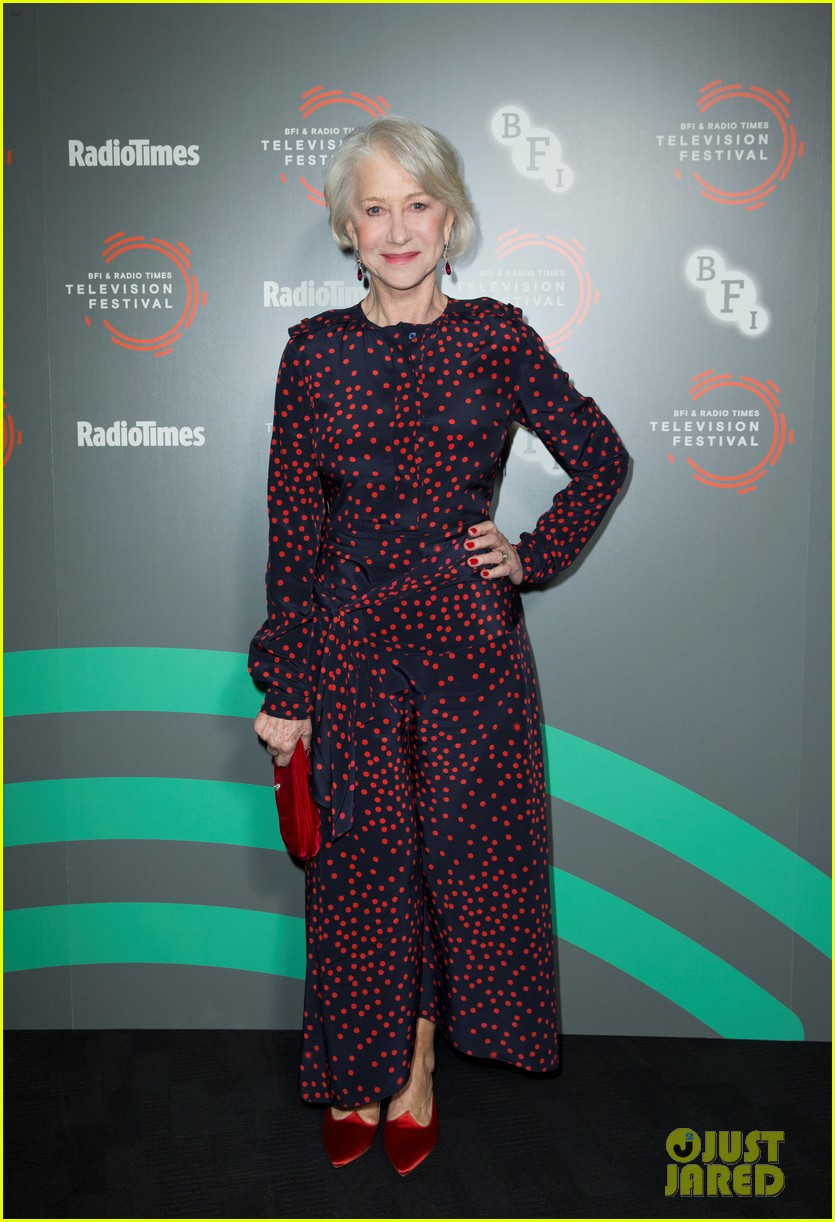 helen mirren brings catherine the great to bfi radio times tv festival 01