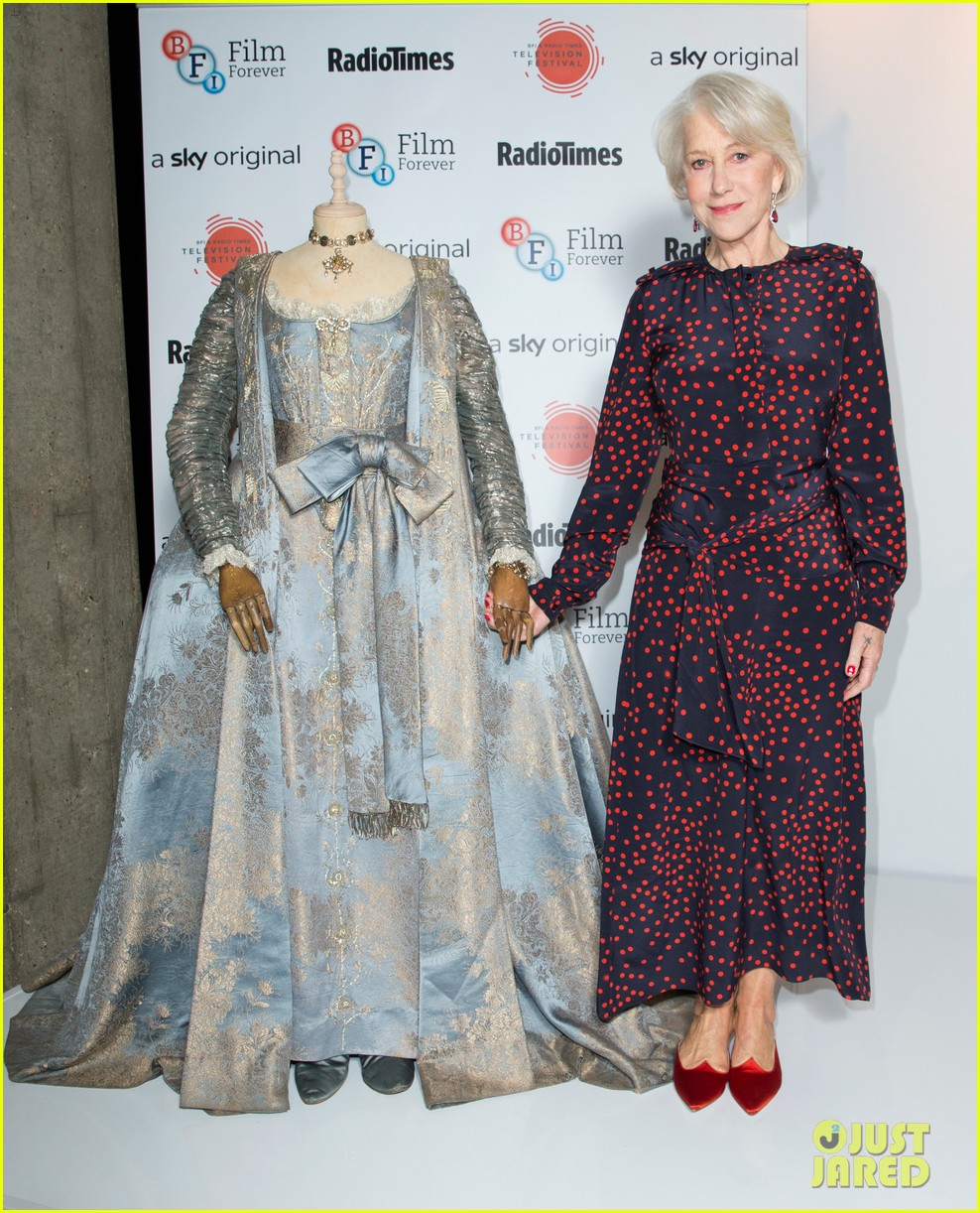 helen mirren brings catherine the great to bfi radio times tv festival 02