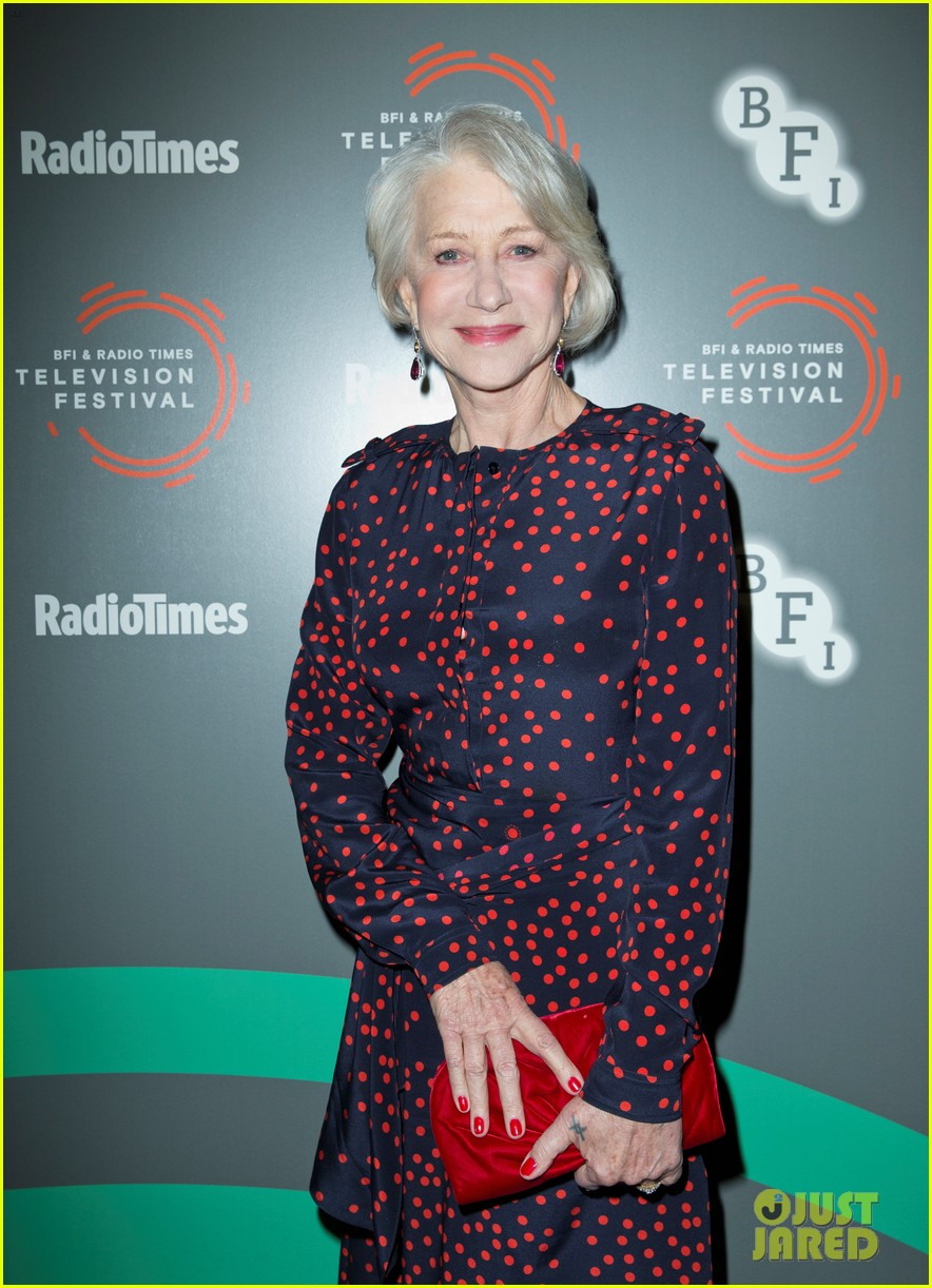 helen mirren brings catherine the great to bfi radio times tv festival 05