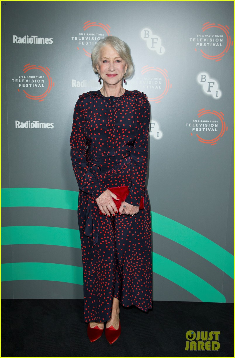 helen mirren brings catherine the great to bfi radio times tv festival 06