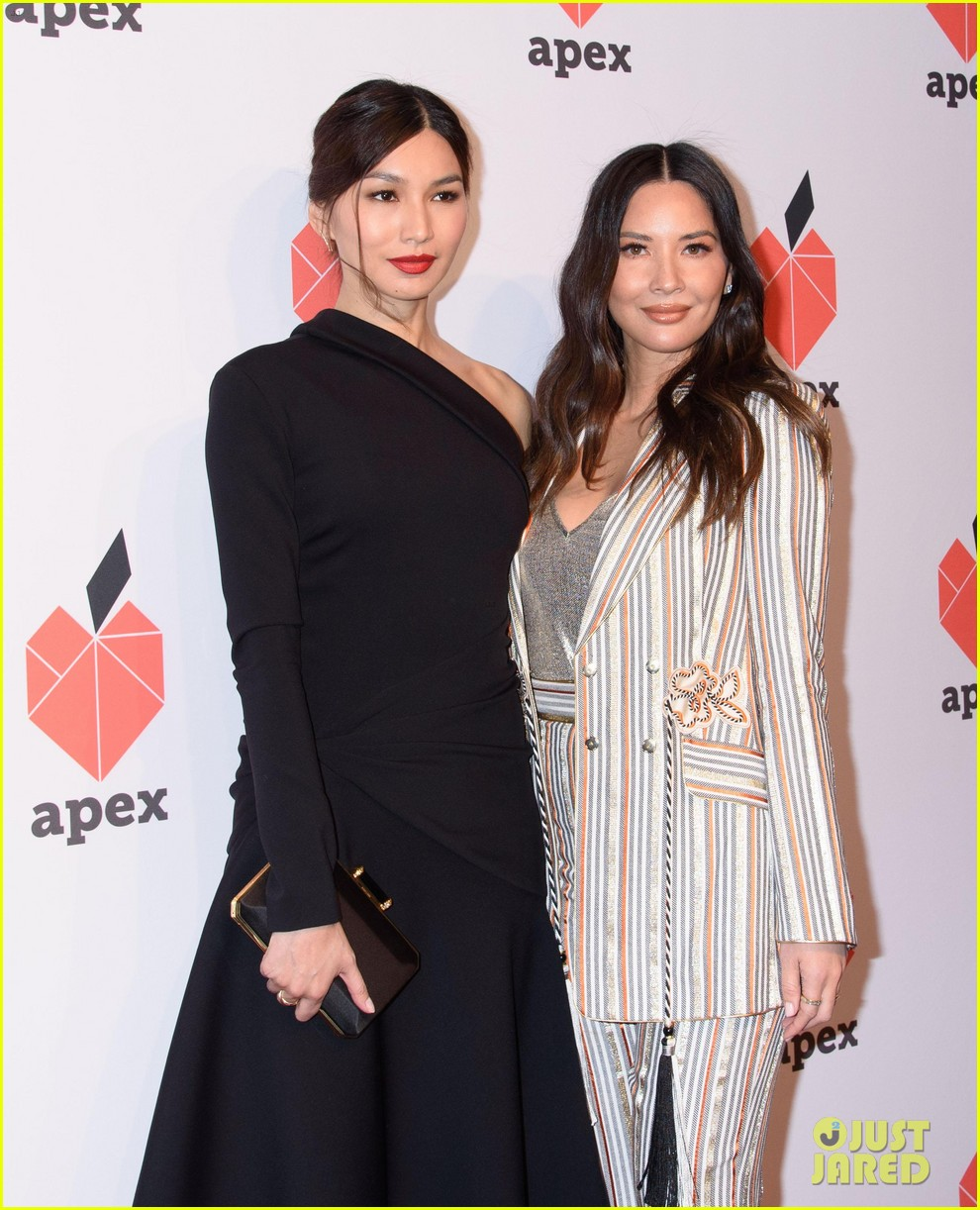 olivia munn gemma chan get honored at apex for youths inspiration awards gala 08