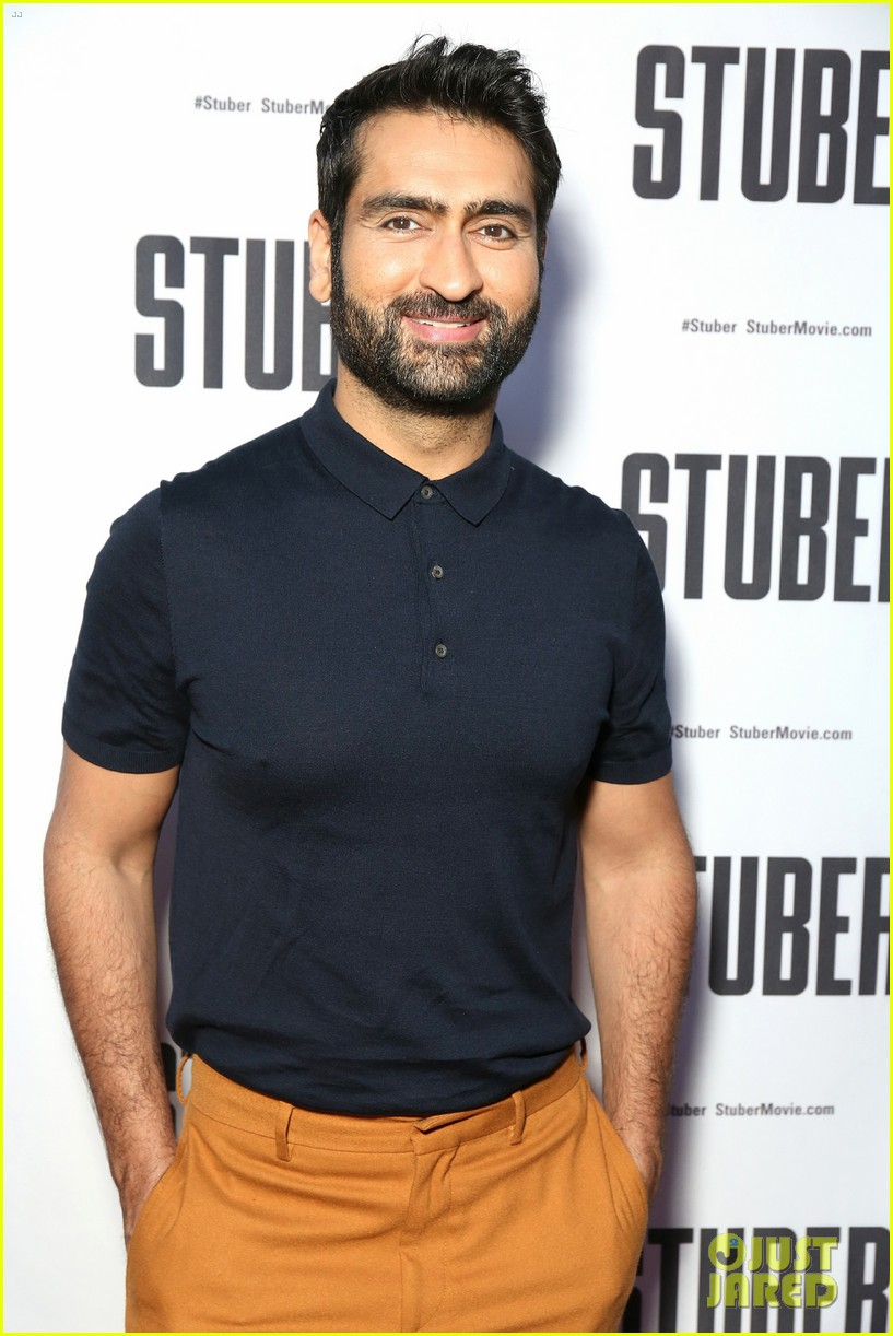 kumail nanjiani dave bautista team up in action comedy stuber 014278312
