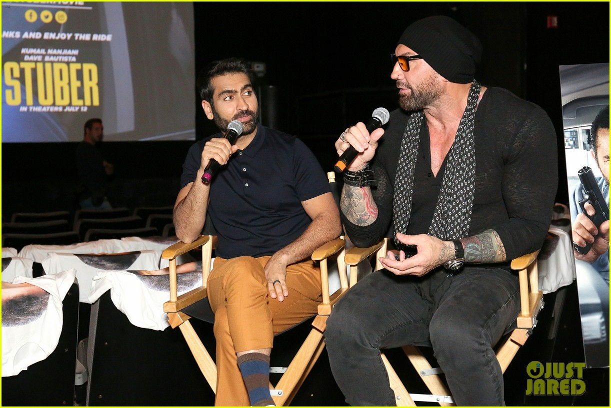 kumail nanjiani dave bautista team up in action comedy stuber 034278314