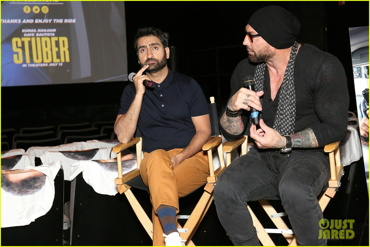 kumail nanjiani dave bautista team up in action comedy stuber 064278317