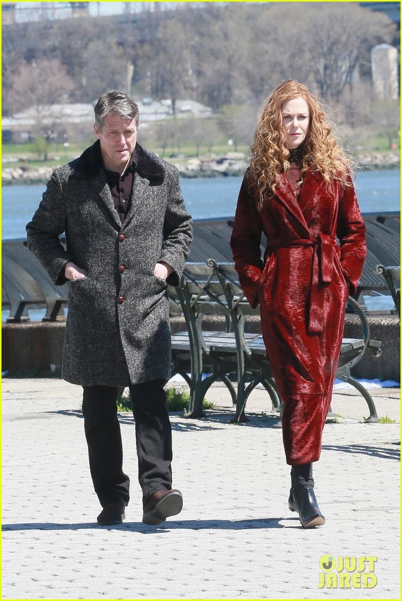 Nicole Kidman Amp Hugh Grant Film A Scene For The Undoing