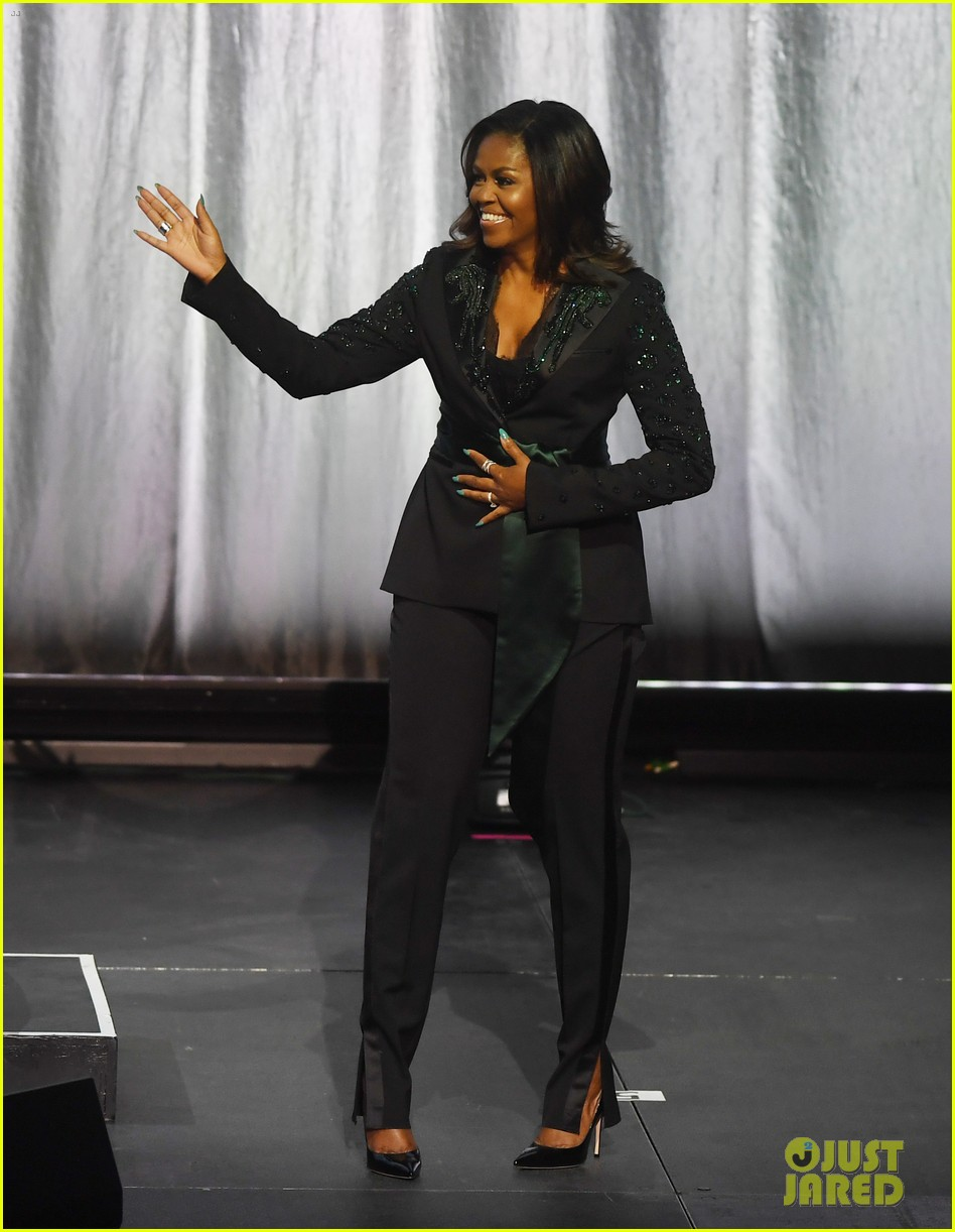 michelle obama promotes becoming memoir in norway 07