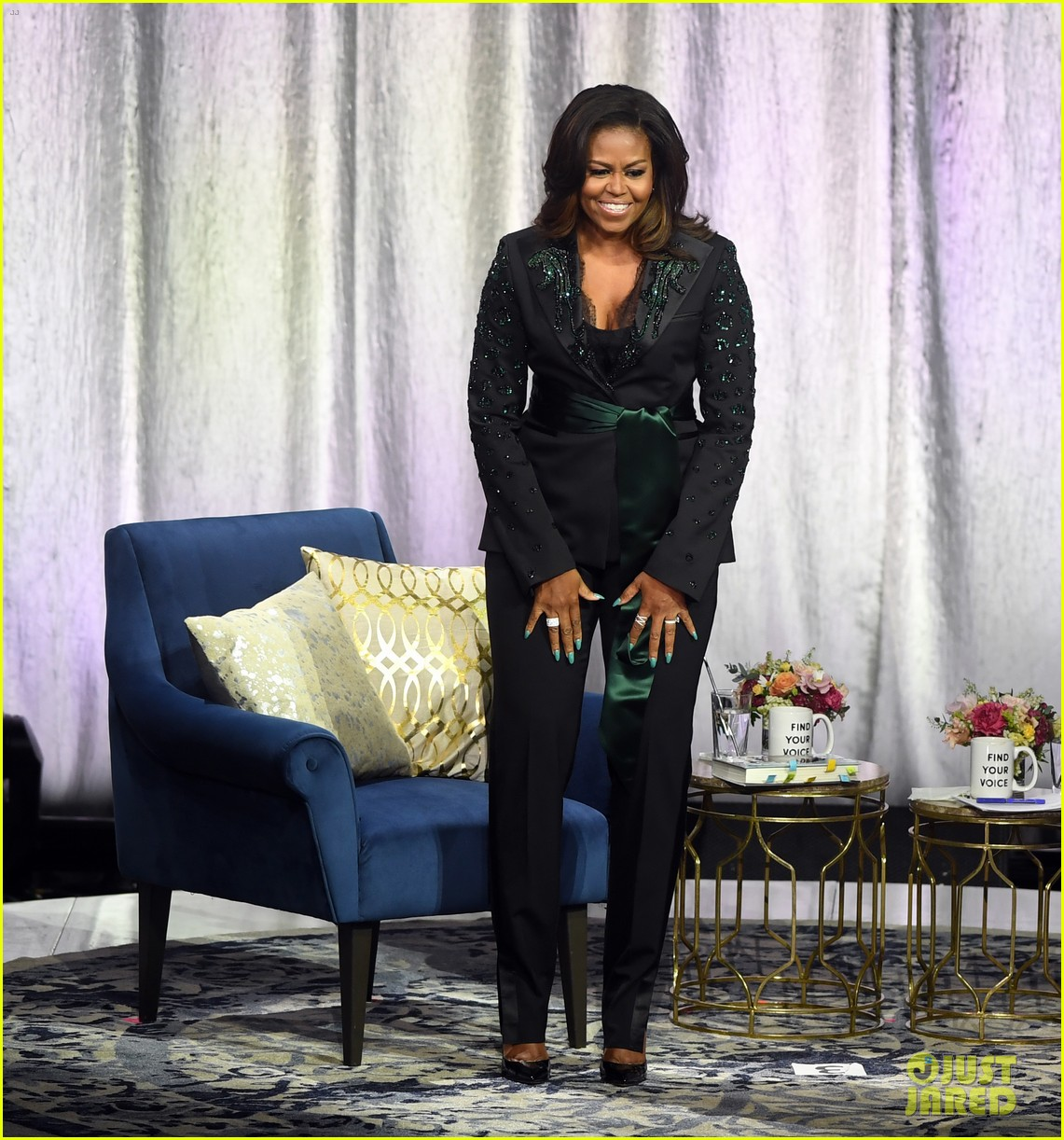 michelle obama promotes becoming memoir in norway 11