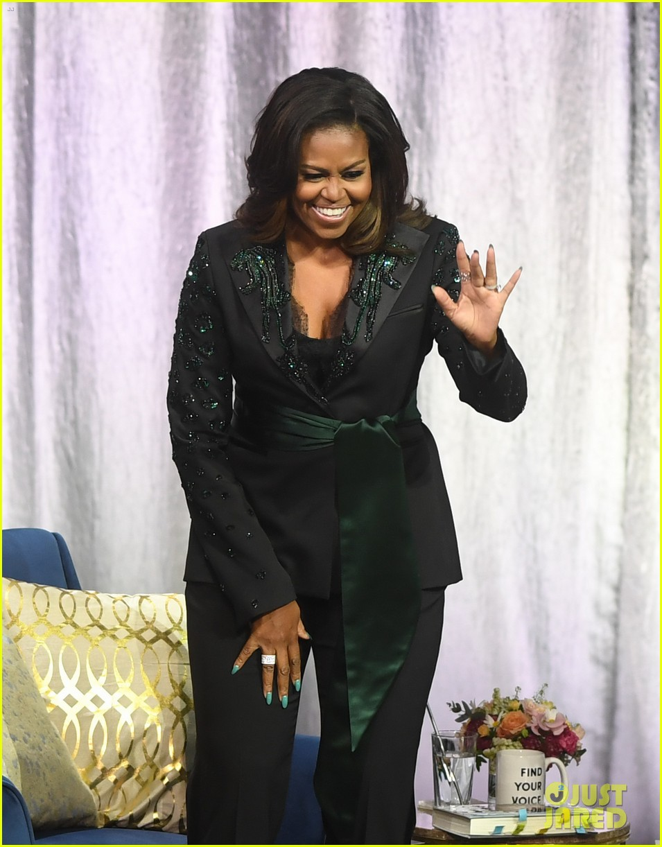 michelle obama promotes becoming memoir in norway 12