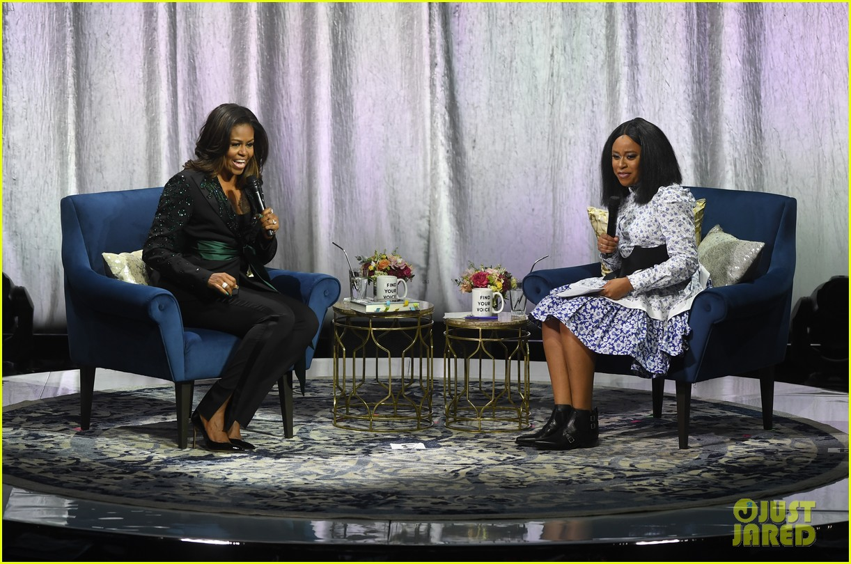 michelle obama promotes becoming memoir in norway 13
