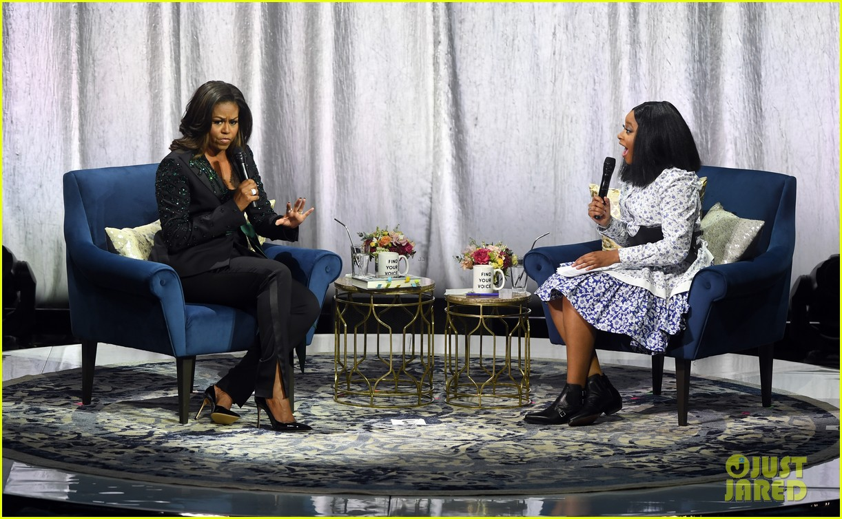 michelle obama promotes becoming memoir in norway 14