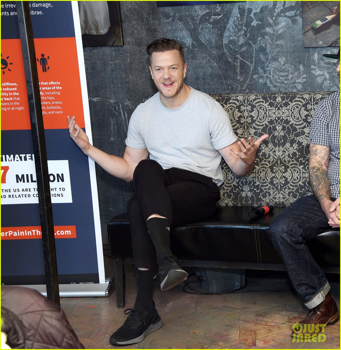 imagine dragons dan reynolds launches monster pain in the as campaign 014267269