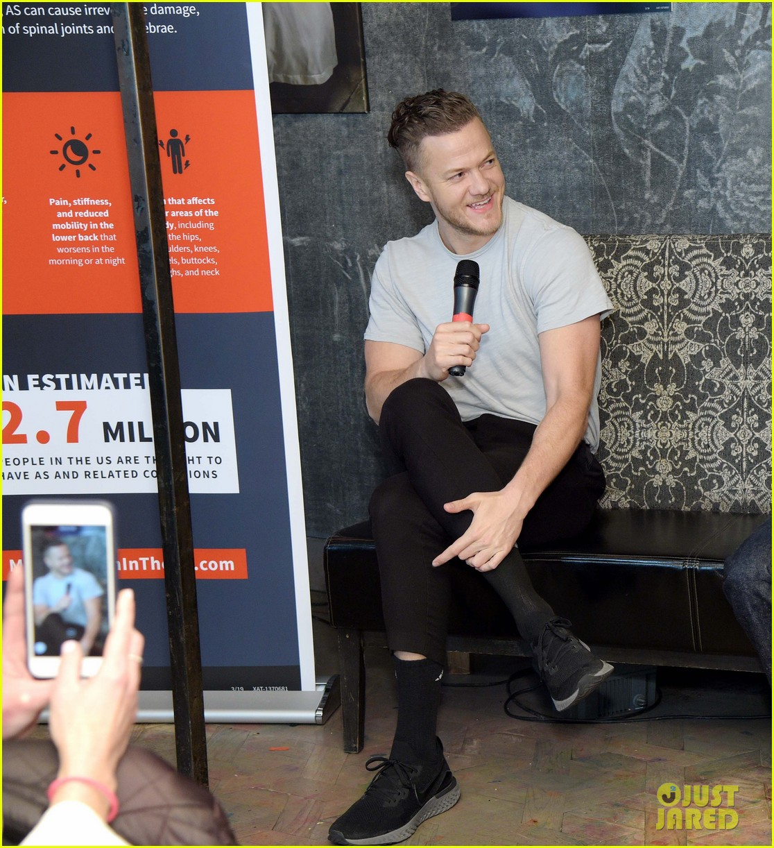 imagine dragons dan reynolds launches monster pain in the as campaign 024267270