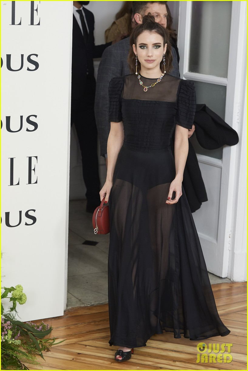 emma roberts celebrates tous jewelry launch in madrid 10