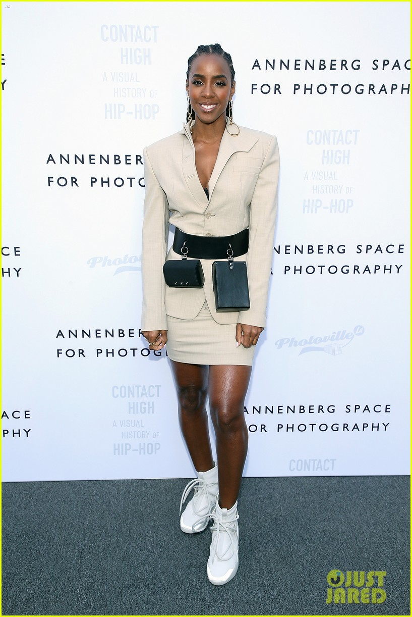 kelly rowland tina knowles richard lawson at annenberg space for photographys anniversary 054278161