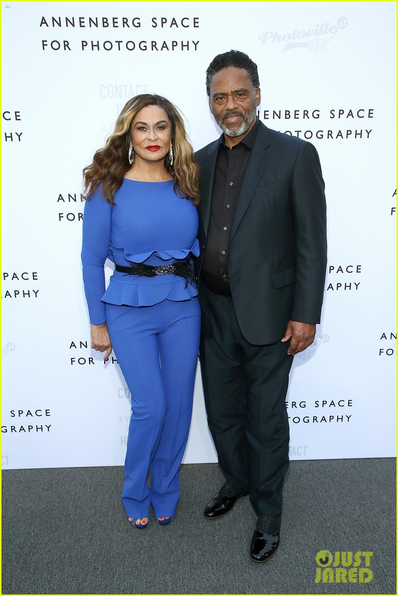 kelly rowland tina knowles richard lawson at annenberg space for photographys anniversary 064278162