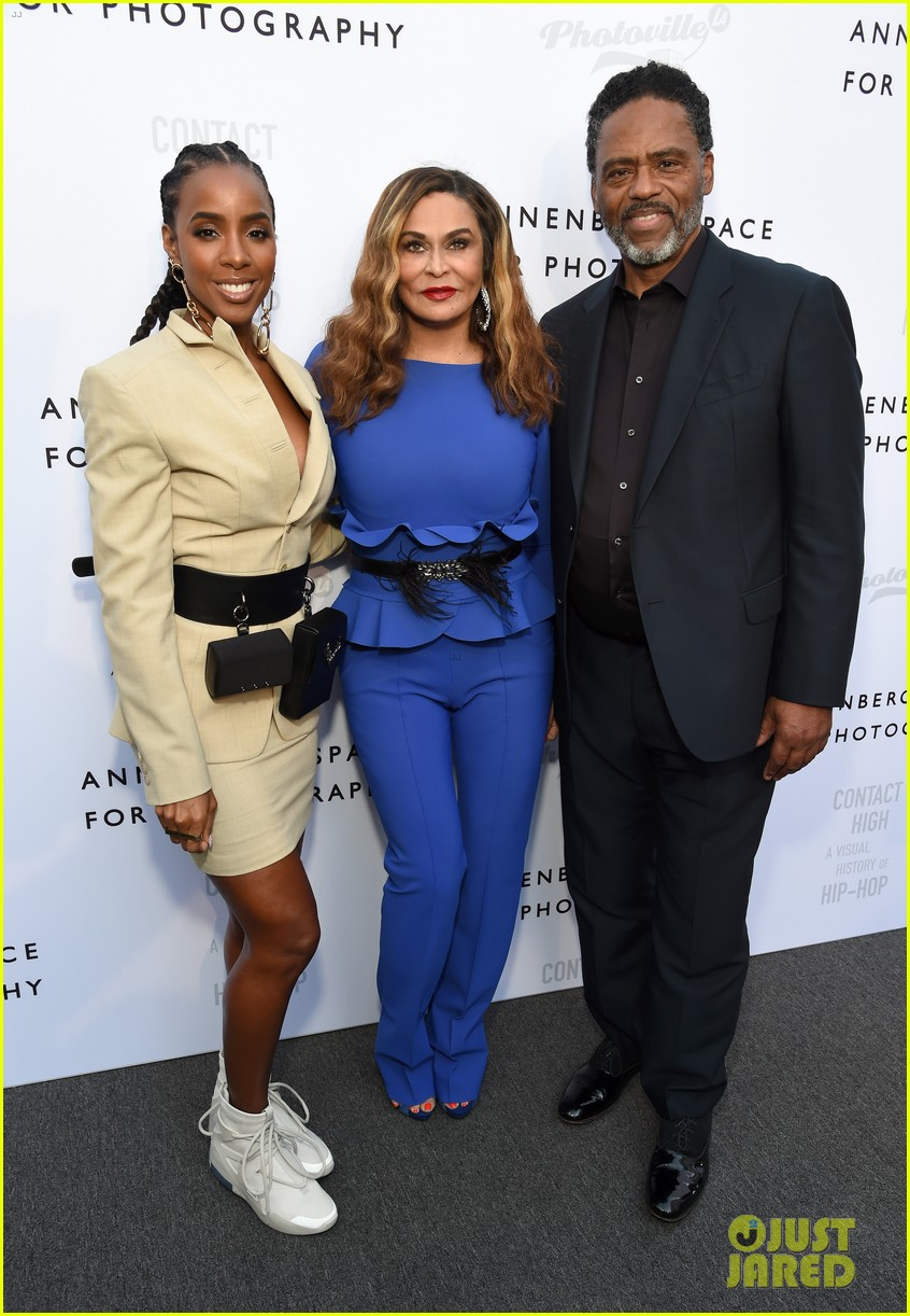 kelly rowland tina knowles richard lawson at annenberg space for photographys anniversary 174278173