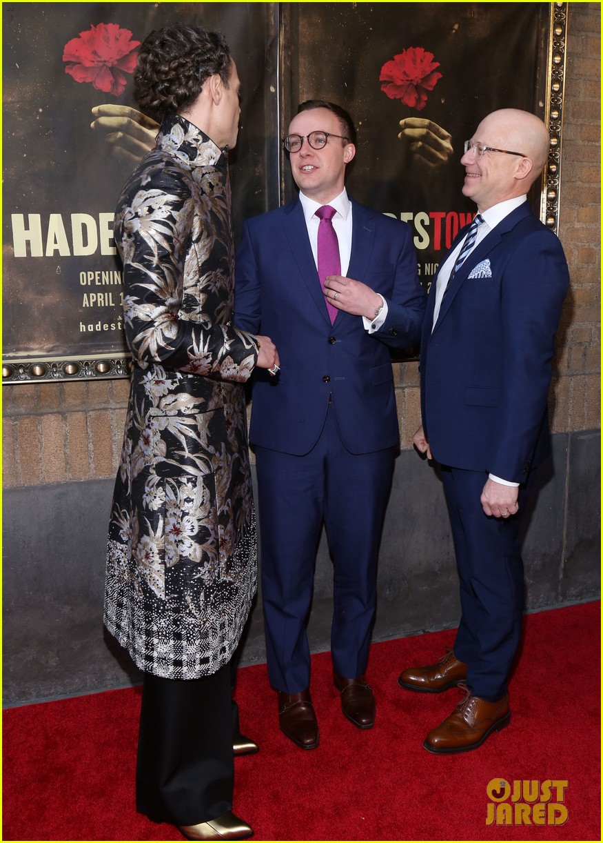 hadestown opening night guests 034274628