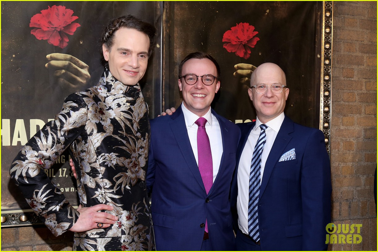 hadestown opening night guests 134274638