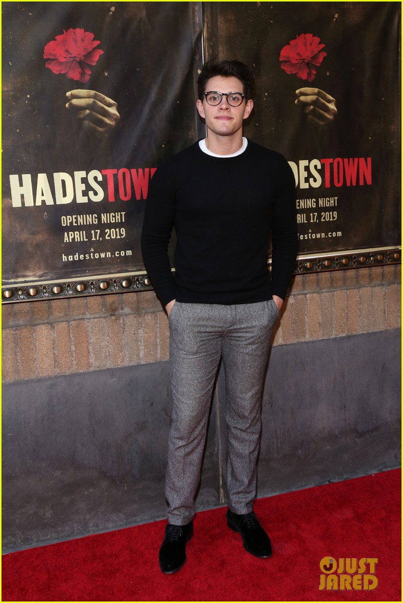 hadestown opening night guests 264274651