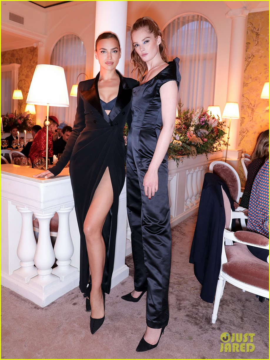irina shayk celebrates scandal in paris fragrance launch 05