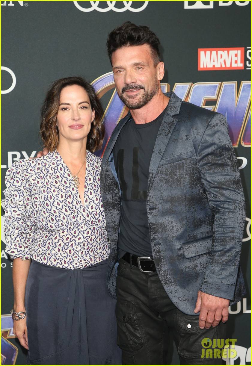 cobie smulders linda cardellini more step out for avengers endgame premiere 04