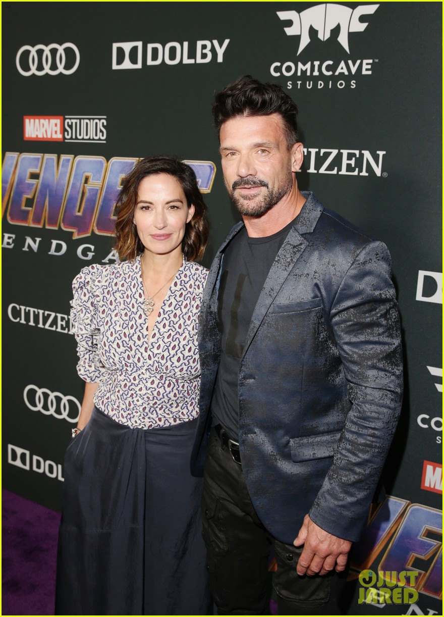 cobie smulders linda cardellini more step out for avengers endgame premiere 07