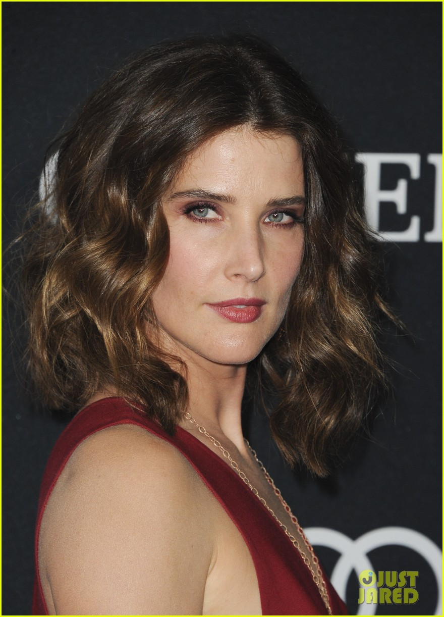 cobie smulders linda cardellini more step out for avengers endgame premiere 10
