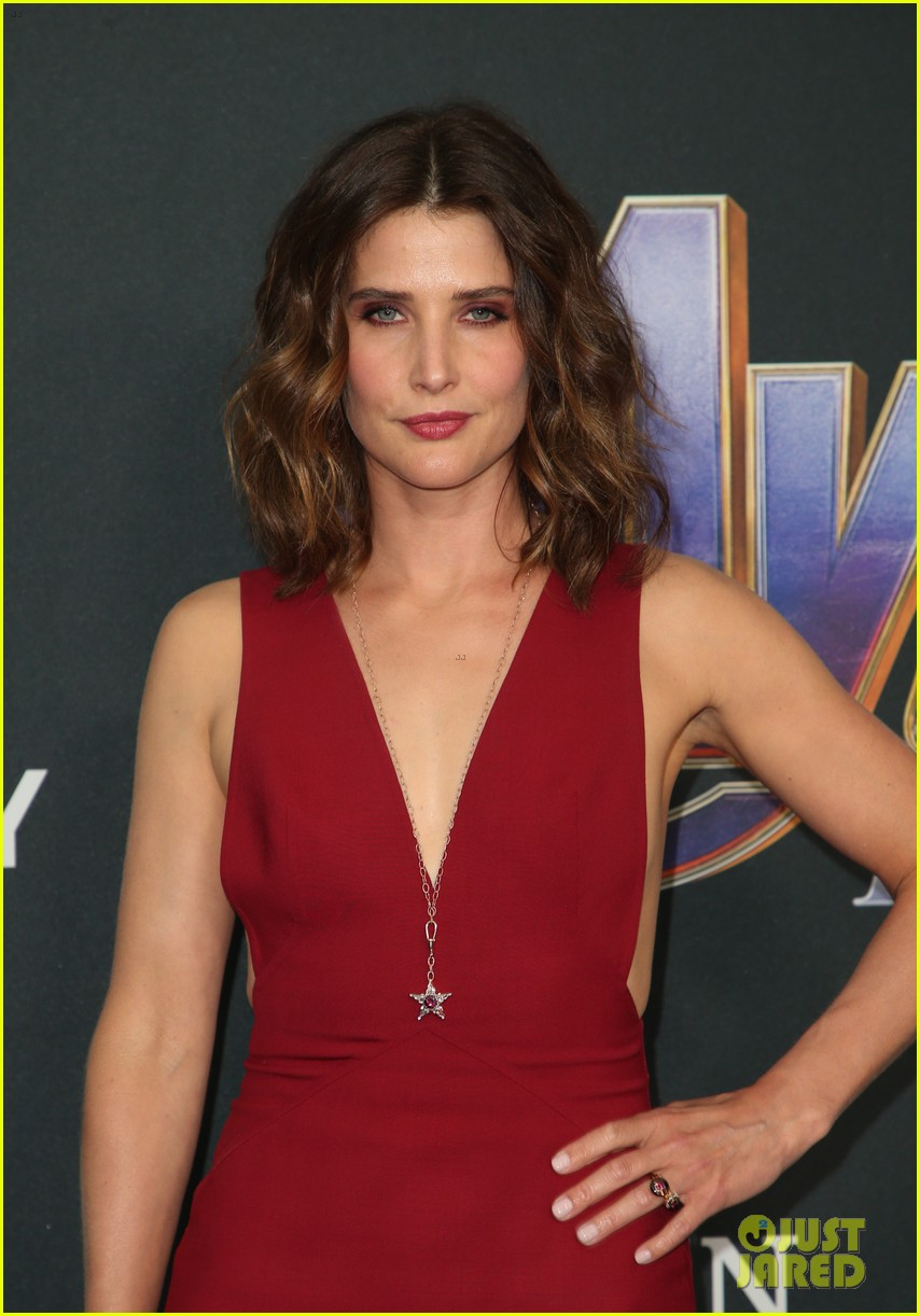 cobie smulders linda cardellini more step out for avengers endgame premiere 21