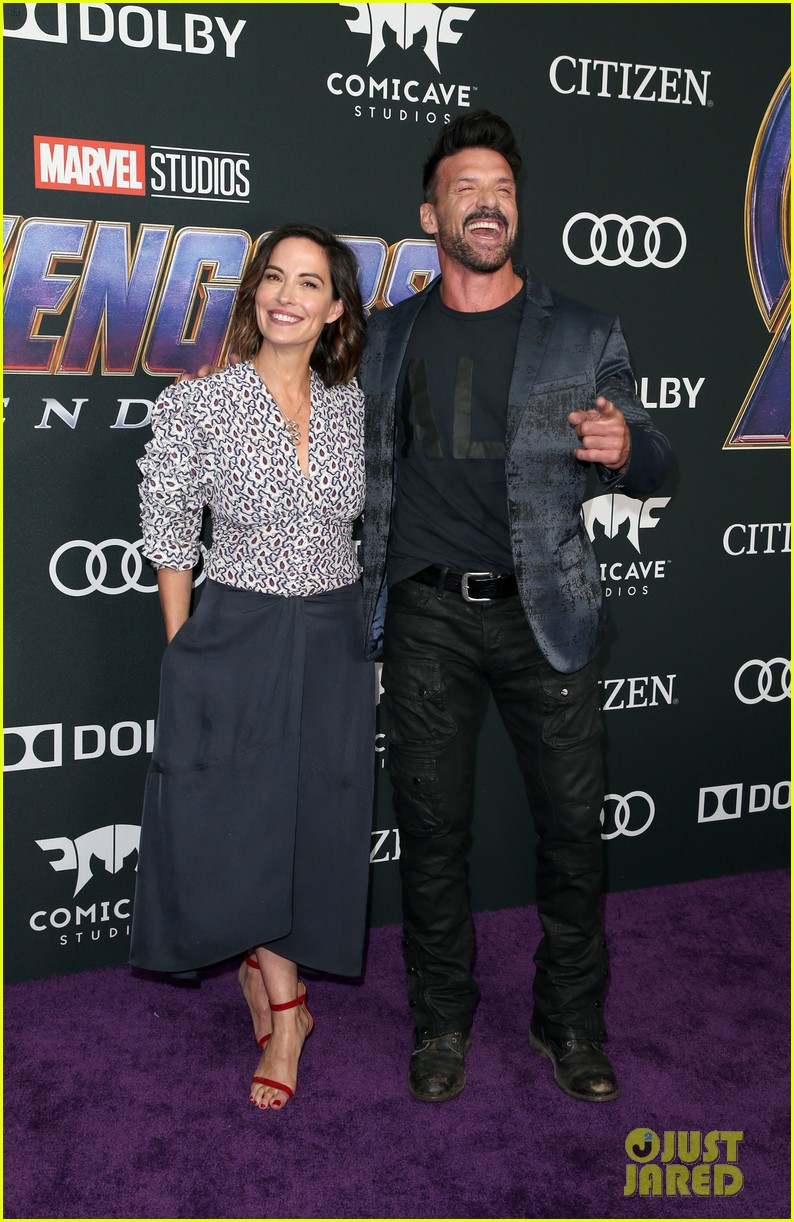 cobie smulders linda cardellini more step out for avengers endgame premiere 22