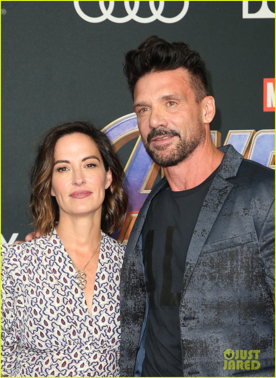 cobie smulders linda cardellini more step out for avengers endgame premiere 23