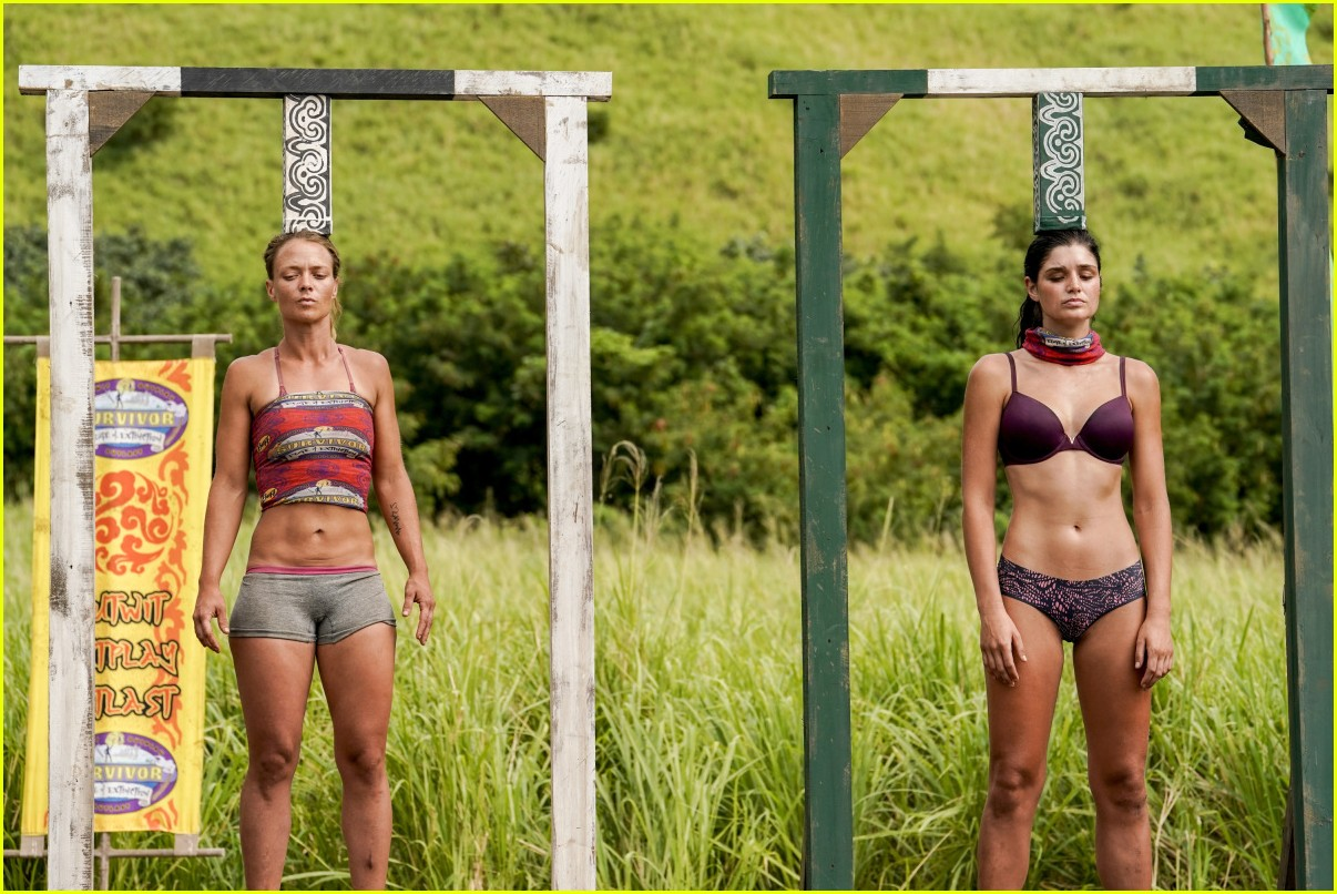 survivor contestant faints challenge 044267154