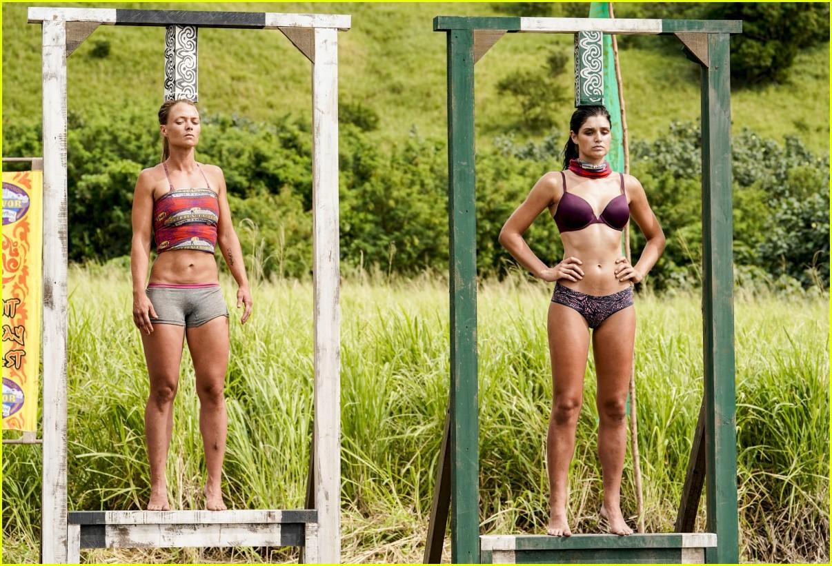survivor contestant faints challenge 054267155