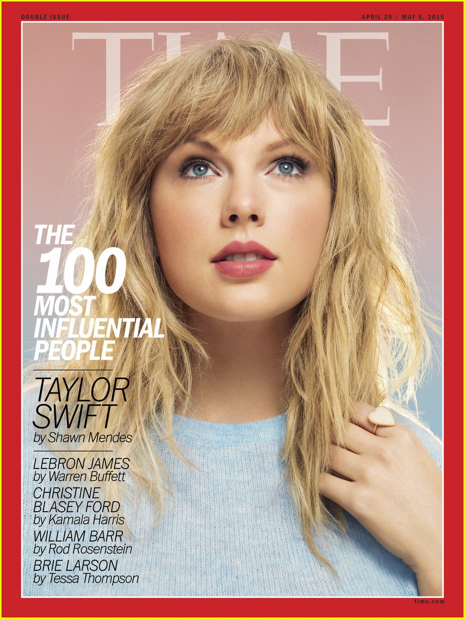 time 100 most influential people 2019 covers 03