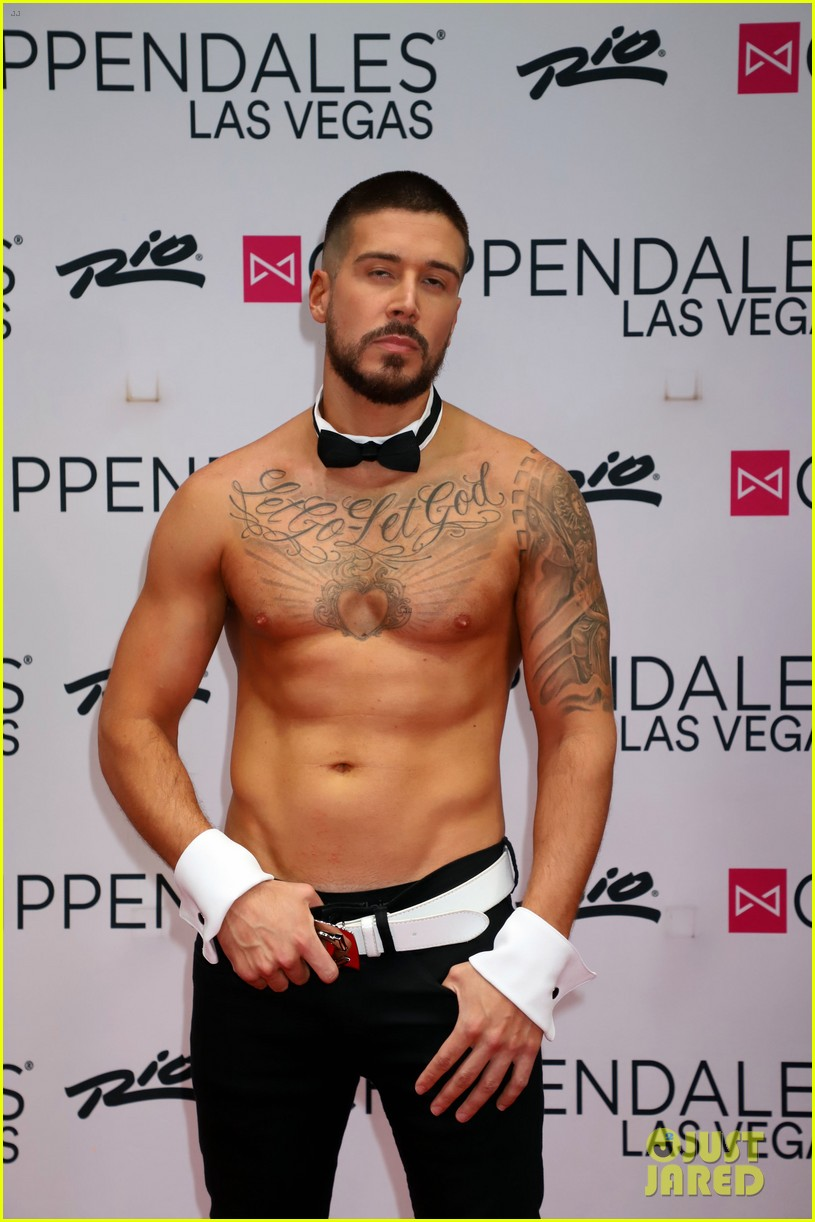 Jersey Shores Vinny Guadagnino looks half the size he was