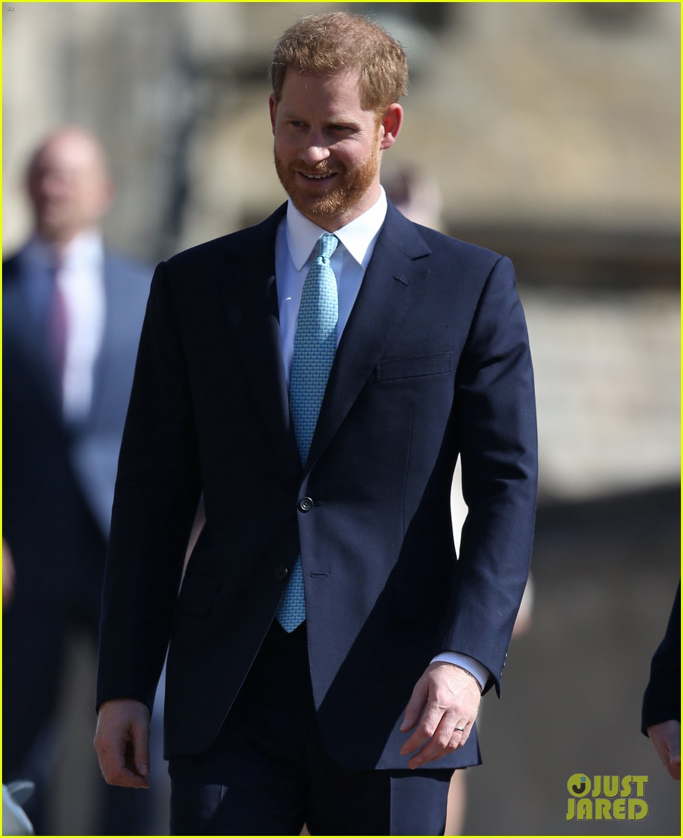 prince harry william easter april 2019 03