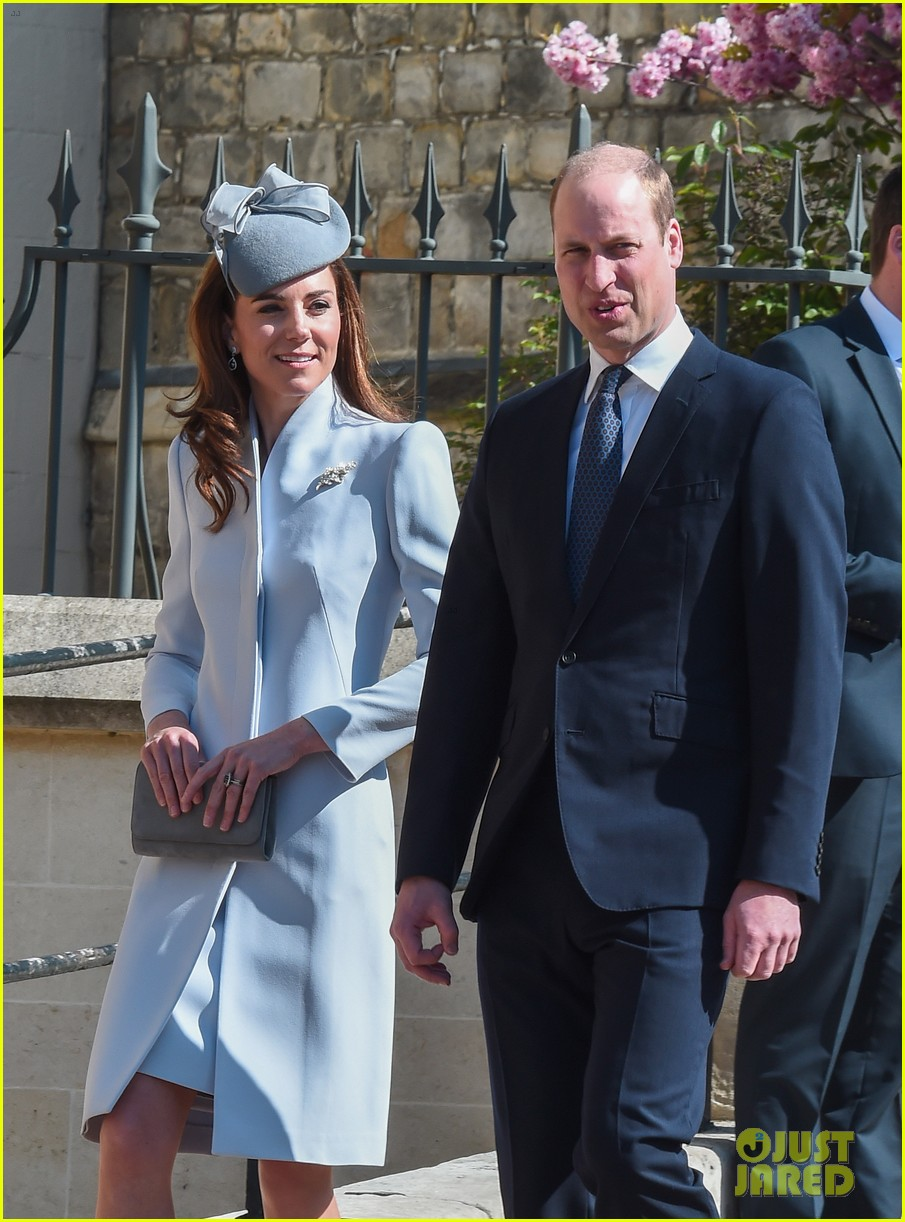 prince william kate middleton easter april 2019 13