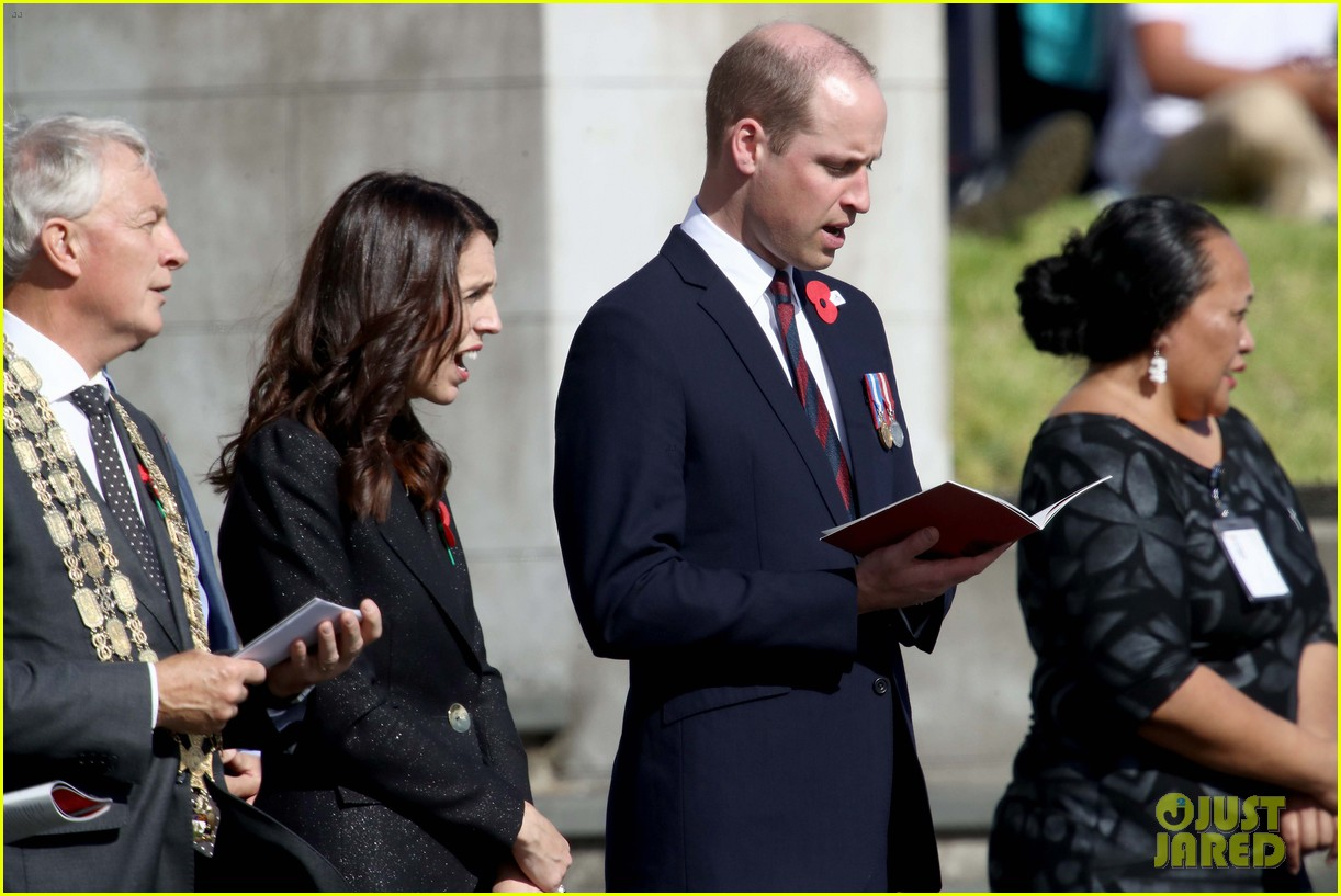 prince william new zealand april 2019 144277285