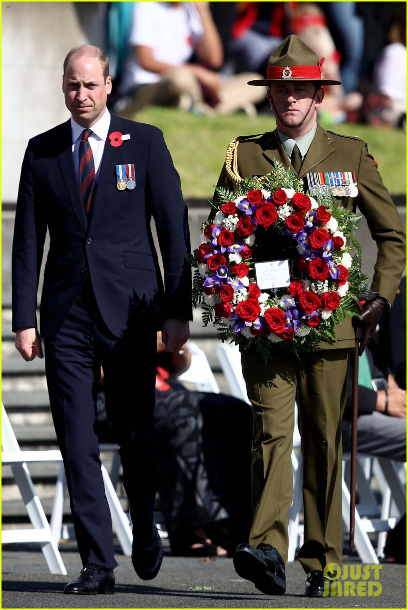 prince william new zealand april 2019 184277289