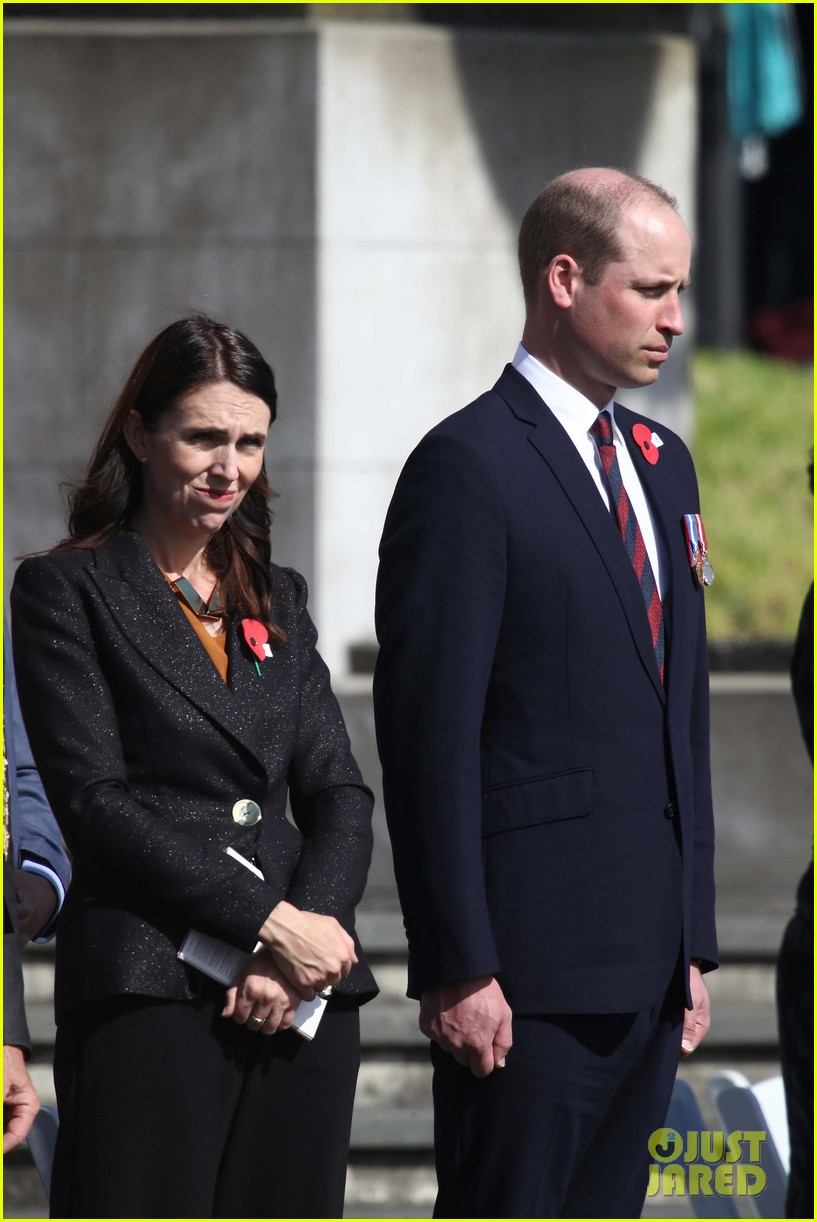 prince william new zealand april 2019 214277292