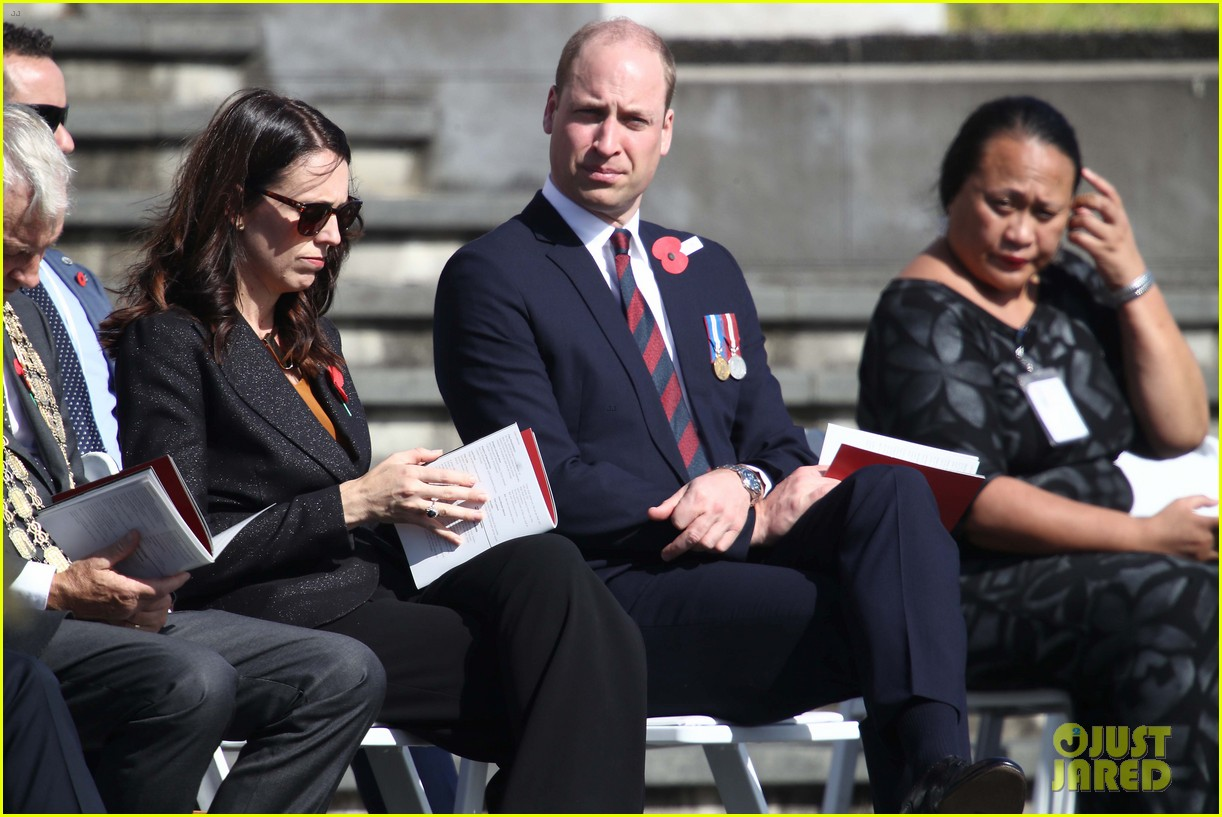 prince william new zealand april 2019 244277295
