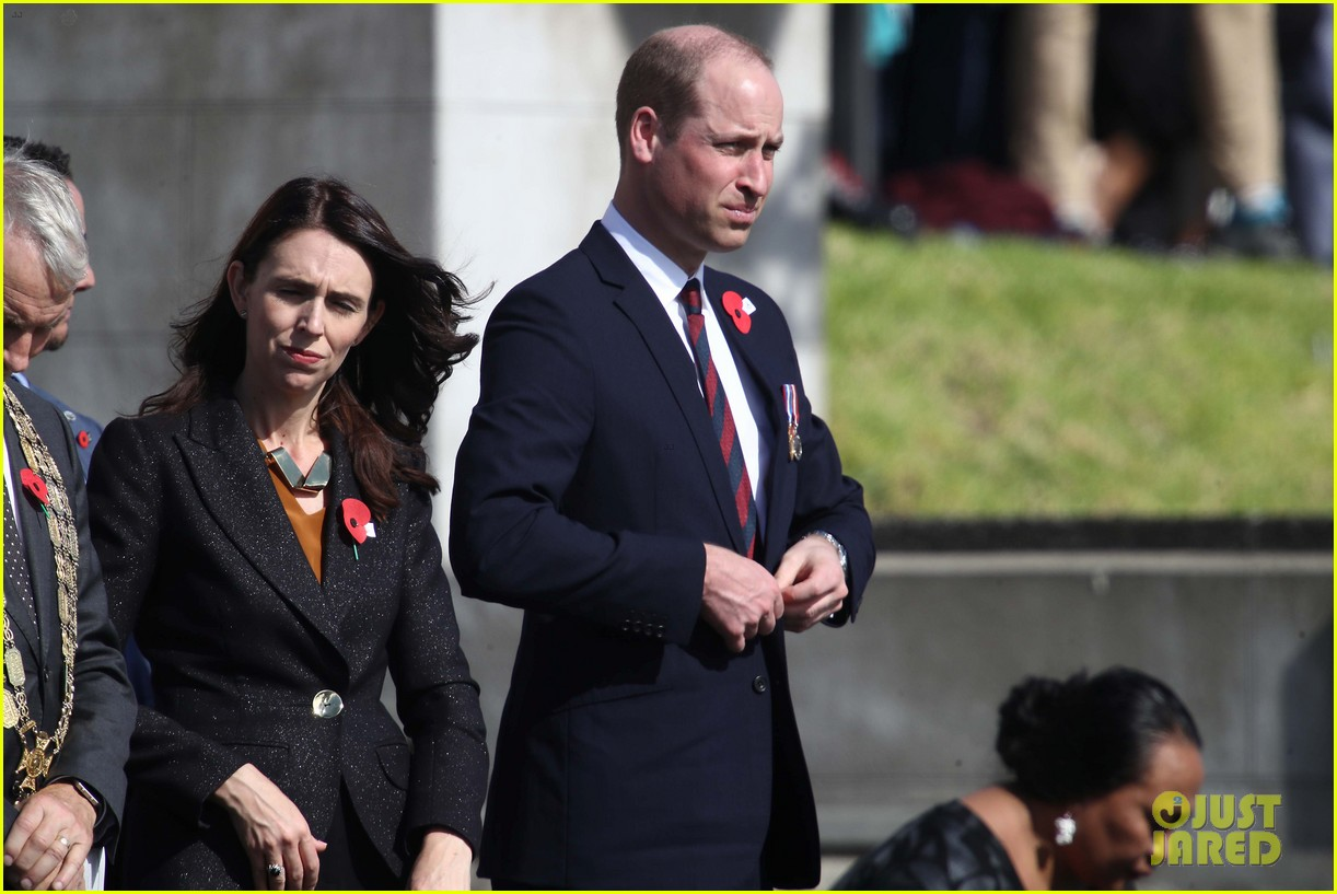 prince william new zealand april 2019 264277297