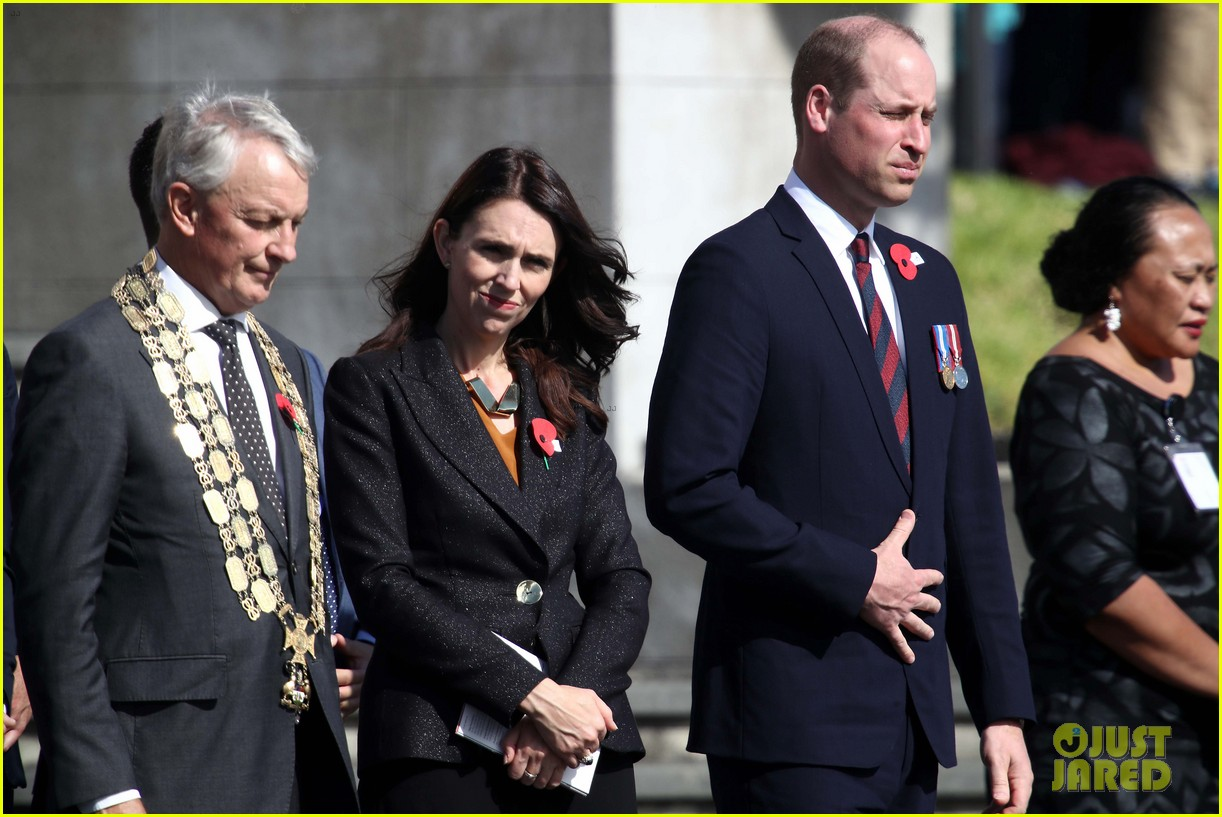 prince william new zealand april 2019 284277299
