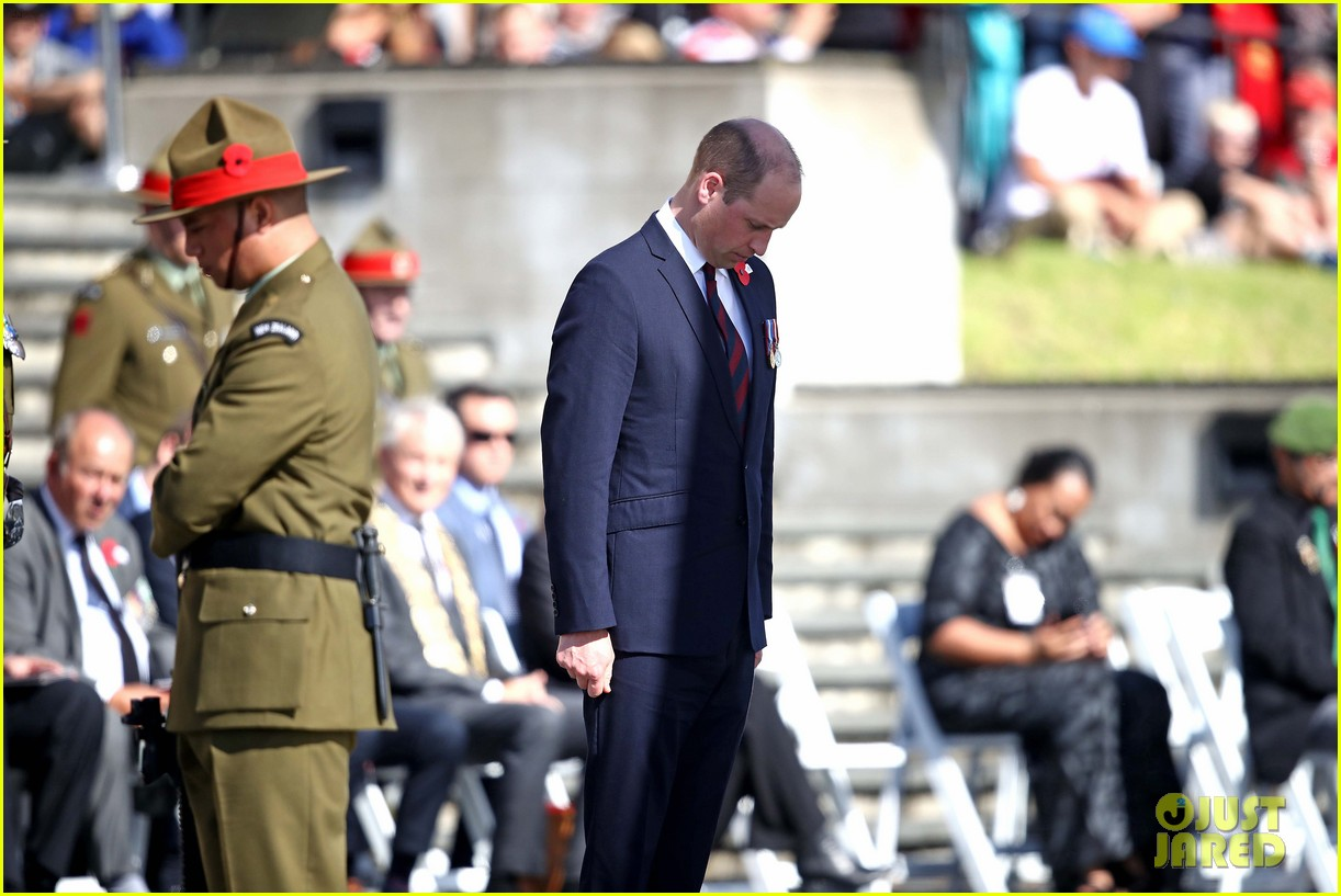 prince william new zealand april 2019 404277311