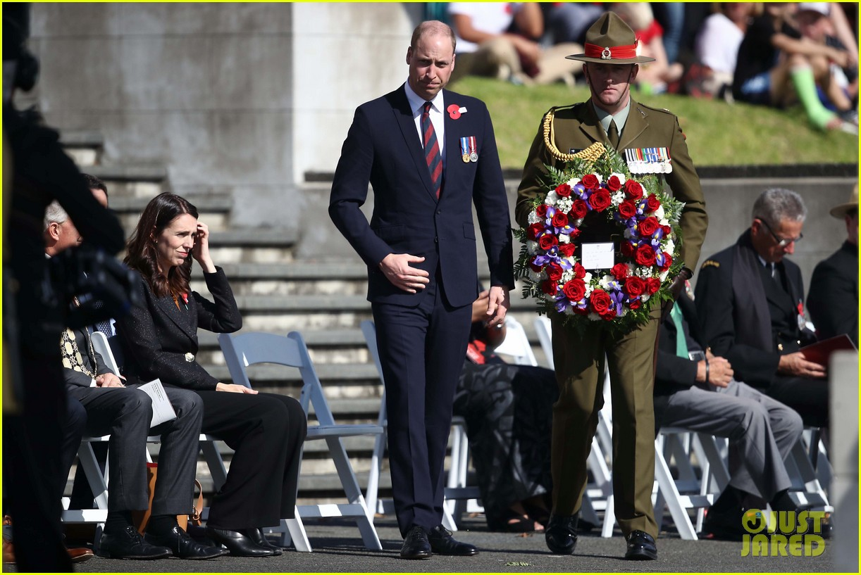 prince william new zealand april 2019 414277312