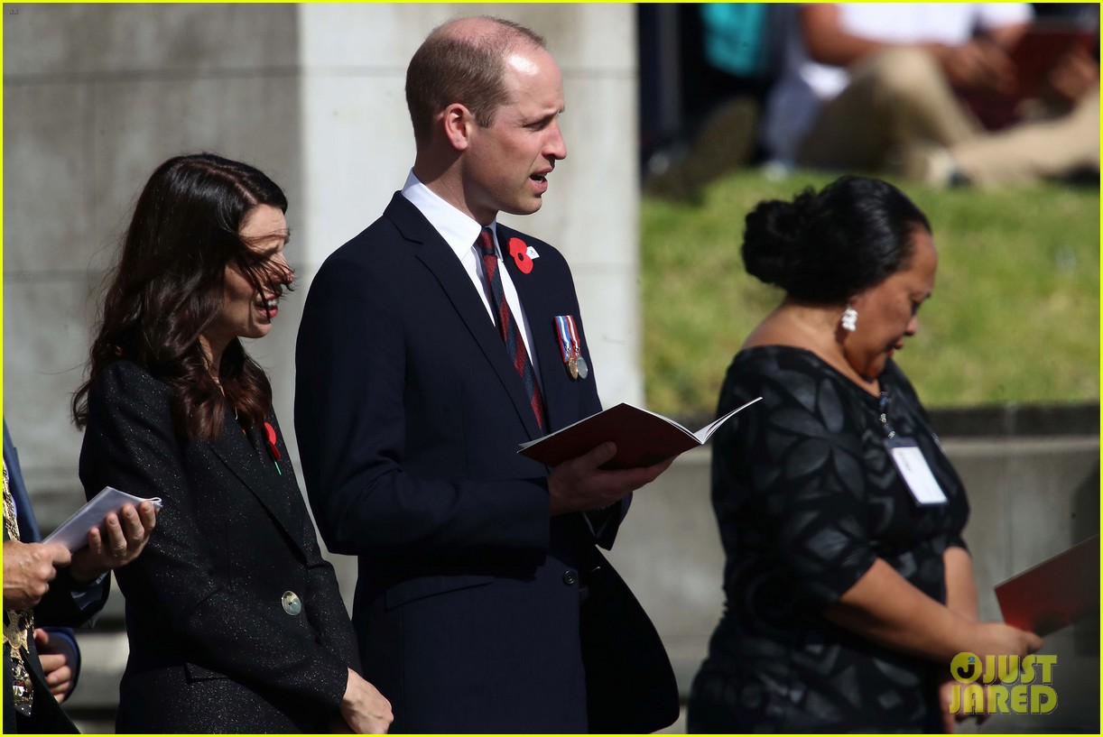 prince william new zealand april 2019 424277313